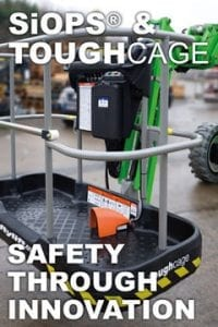 Niftylift SiOPS and Tough Cage Safety Through Innovation