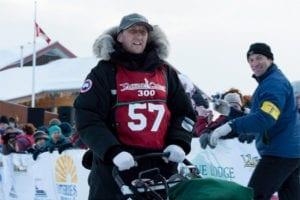 John King Yukon Quest International Sled Dog Race