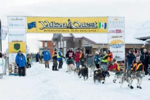 John King Yukon Quest
