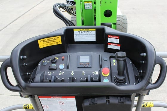 Niftylift Console