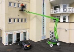 Nifty HR15 4x4 Elevated Work Platform