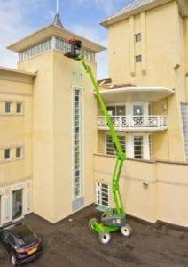 Niftylift HR15 4x4 Elevated Work Platform