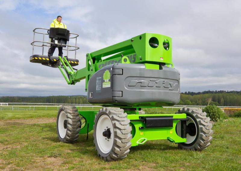 Niftylift HR15 Hybrid Elevated Work Platform