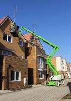 Nifty HR17 4x4 Elevated Work Platform
