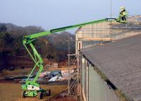 HR21 4x4 Elevated Work Platform Nifty