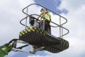 Niftylift Height Rider 21 Hybrid All Wheel Drive