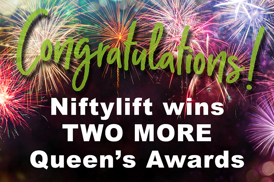 Two Queens awards 2019